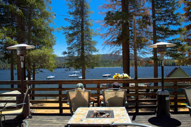 Huntington Lake Resort And Marina Vacation At Beautiful Huntington Lake